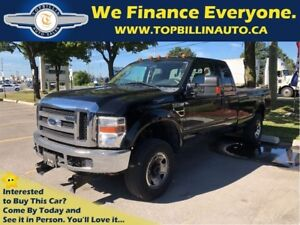 2009 Ford F-250 XLT 4X4 Long Box