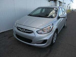 2013 Hyundai Accent 5 Door GL 2-Way Remote Starter/Winter Tires