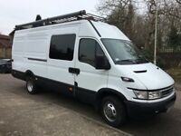 LHD Iveco Daily 6person.£.5,499 ono