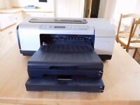 HP Business Inkjet Colour Printer 2800 - New Cartridges - NEEDS NEW PRINTHEADS
