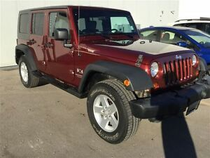 2007 Jeep Wrangler X Unlimited