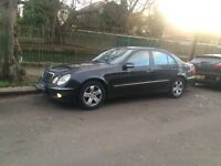 For sale Mercedes e270cdi avangarde automatic low mileage 2006...