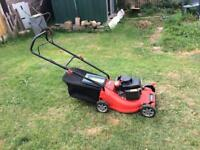 Sovereign 40cm petrol push lawnmower