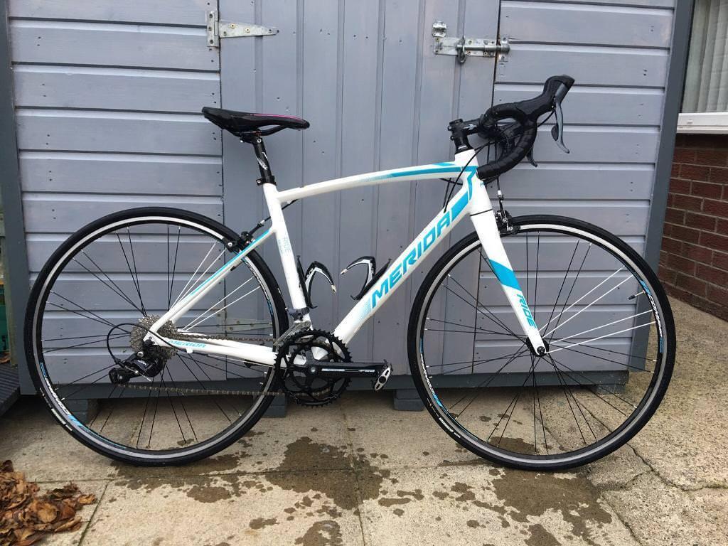 Merida Ride 100 Juliet Womens Road Bike