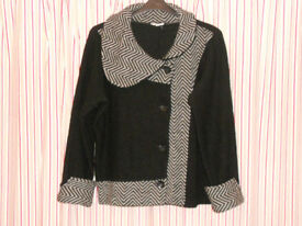 Klass jacket (18) like new.