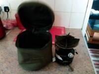 Patrol stove cooker