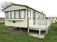 NOW ONLY £12995 WILLERBY WESTMORLAND SITE FEES INCLUDED NORTHSHORE HOLIDAY PARK SKEGNESS COASTFIELDS