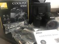 Camera Nikon Cool Pix 500