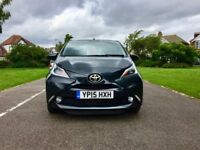 2015 Toyota Aygo 1.0 x-pression x-wave | 5 Doors | Low Miles | 2nd Choice of Jazz Corsa Micra Fiesta