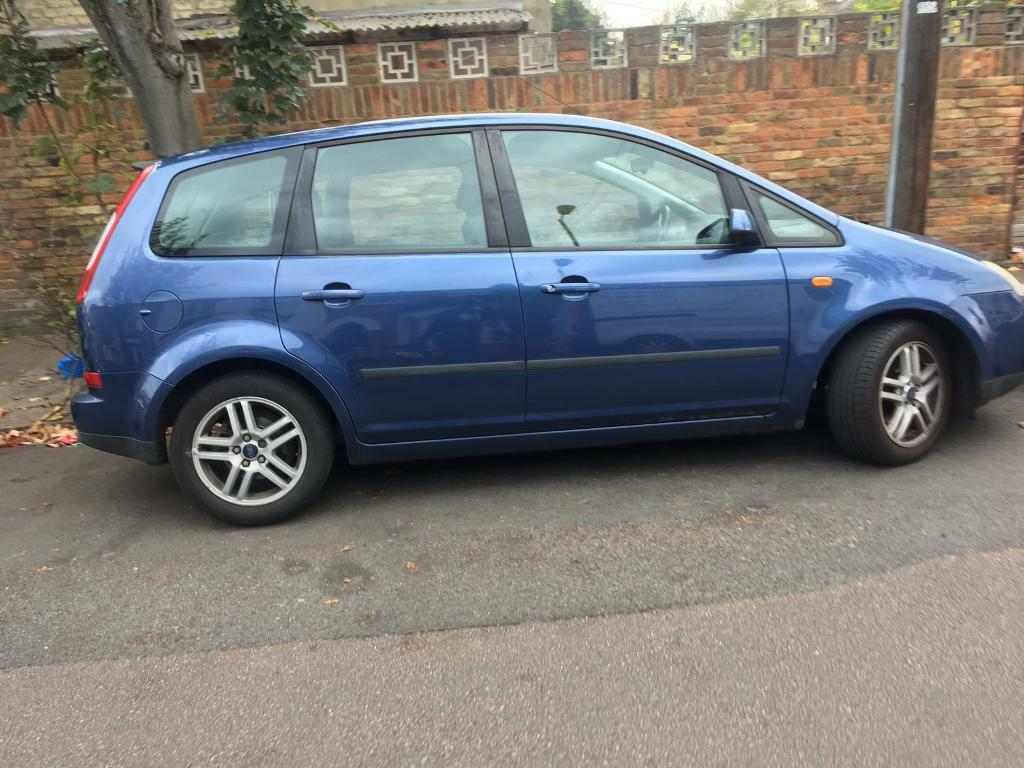 Cmax zetec 1.6 mot march