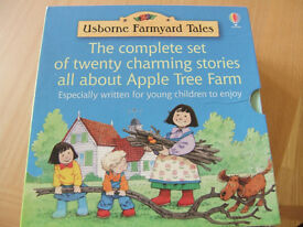 Usborne Farmyard Tales - Books for Young Readers