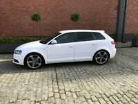 Audi a3 s line black edition sportback