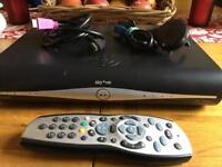 Sky HD box. Working and in nice condition.