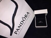 Genuine Pandora Birth Stone Ring