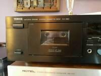 Yamaha kX 390 Tape Deck