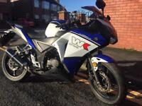 Wk 50 sp 2014 reg mot July 2018 50 cc moped ready to ride at 16 may px for van or wot have you
