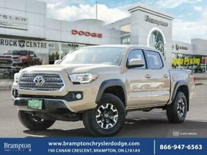 2017 Toyota Tacoma TRD OFFROAD*FRESH TRADE*JUST ARRIVED*