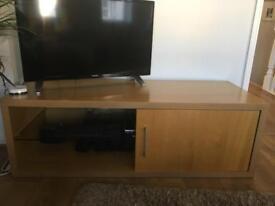 Marks and Spencer oak tv unit