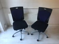 Office Chairs x 2