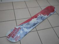 Snow Board Smirnoff Ice Nitro T1 (New)