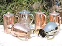 Shop for pure Copper Water Bottle at Affordable Prices