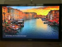 "Samsung PS50C450B1W 50"" Plasma HD TV"