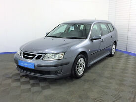 Bad Credit Car Finance and Nationwide Delivery Available Saab 9-3 VECTOR SPORT AN 1.8T