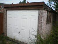 Interlocking large garage