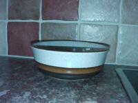 Retro Denby Potters Wheel Dinner Set Plus