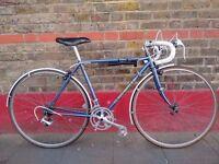 Vintage Claud Butler Reynolds 531 Bike For Short People Under 5ft6