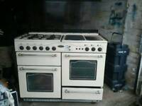 Range cooker free delivery