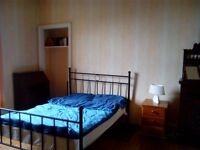 Large room in shared central flat September-July