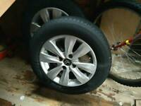 Citroën C3 2010 on Alloys and Tyres