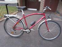 Groove cruiser bike, funny bicycle