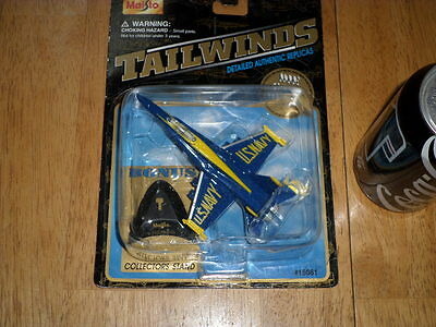 Hornet Fighter Plane - F-18C HORNET FIGHTER PLANE, Maisto -TAILWINDS DIE CAST METAL TOY