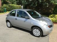 Nissan Micra S 3dr