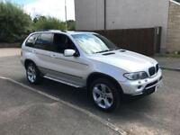 2005 BMW X5 3.0d SPORT 1 years mot swap