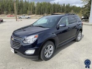 2017 Chevrolet Equinox 1LT 5 Passenger All Wheel Drive, 2.4L Gas