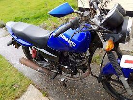 Sinnis max 2 125cc Spares & Repairs