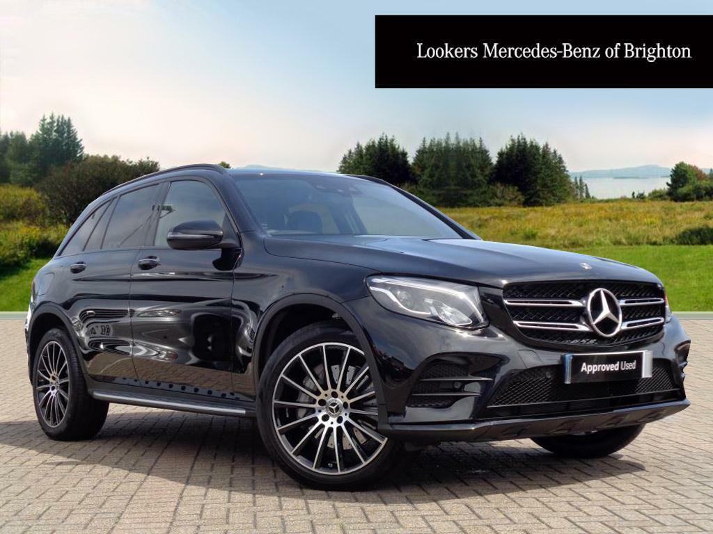 mercedes benz glc class glc 220 d 4matic amg line premium plus black 2017 05 18 in portslade. Black Bedroom Furniture Sets. Home Design Ideas