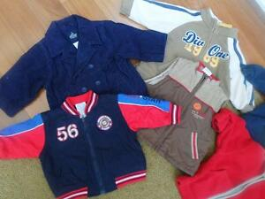 NEWBORN - 24 MOS BABY CLOTHING/DINNERWARE/PLAY HORSE/WALL DECOR