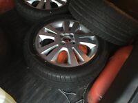 """Vauxhall CORSA 16"""" alloys"""