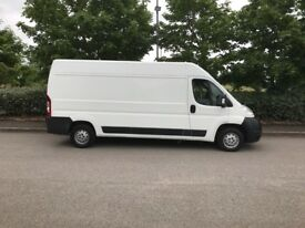 FIAT DUCATO 2.3 JTD Multijet 35 High Roof Van (LWB) (white) 2011