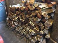 Split wood/logs
