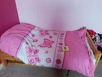 Large Toddler Bed