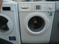 Bosch washing machine 7kg load with 1400 spin