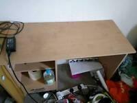 Study desktop table desk