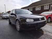 Volkswagen golf gti turbo SPARES OR REPAIR