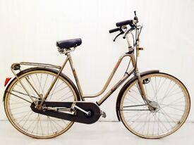 l Premium SPARTA Low Step Ladies Dutch City Bike, WARRANTY, Medium Frame, Hub Gears