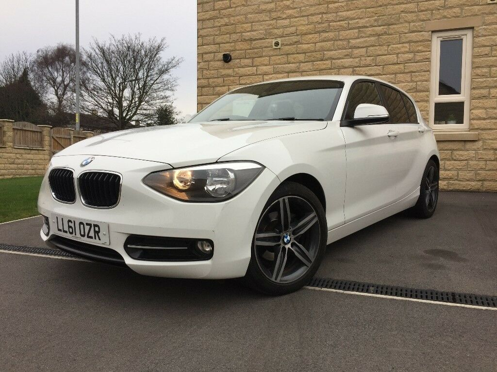BMW 1 Series 2.0 118d Sport 5d
